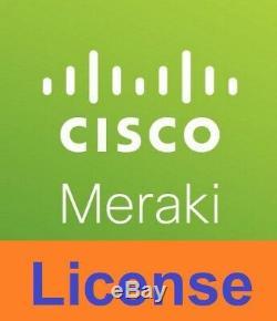 3 Year Cisco Meraki Enterprise Cloud Controller License MR Series Access Point