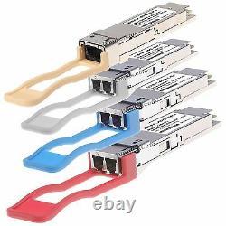 40G QSFP+ ER4 LC 40km transceiver, connector LC