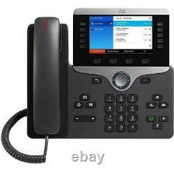 5x Cisco CP-8851-K9= IP Phone 8851 (Lot of FIVE) BRAND NEW