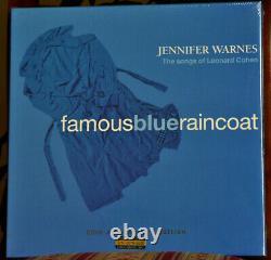 AUDIOPHILE CISCO JENNIFER WARNES Famous Blue Raincoat 45rpm 3LP BOX No. #3274 SS