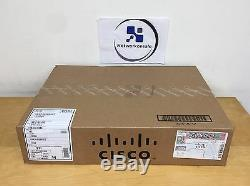 Brand NEW Cisco C891F-K9 Cisco 891F Gigabit Ethernet security router with SFP