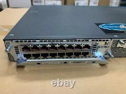 Brand New CISCO 2611-DC ROUTER VPN NETWORK LAN with NM-ESW-16 module 1y warranty
