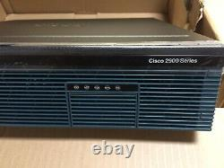 Brand New CISCO 2921/K9 Intergrated Router