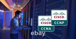 CCNA/CCNP Concentration/Technical Specialist Exam discount