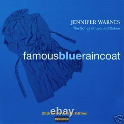 CISCO 3-LPs 7060-45 Jennifer Warnes Famous Blue Raincoat, 2008 USA OOP LTD SS