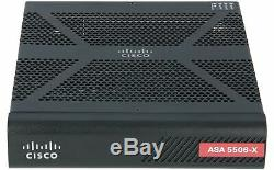 CISCO ASA5506-K9 ASA 5506-X with FirePOWER services, 8GE, AC, 3DES/AES