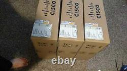 CISCO CATALYST WS-C2960X-48FPS-L SWITCH 48 PORTS Factory Sealed