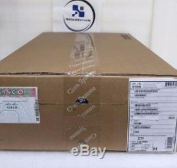 CISCO WS-C2960X-24TS-LL 24 x 10/100/1000 Ethernet Interfaces Switch NEWithSEALED