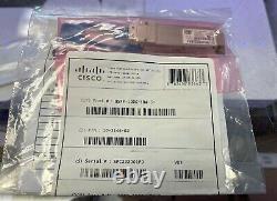 Cisco 100GBASE-LR4 QSFP 100-Gigabit Transceiver Module SMF, 10km QSFP-100G-LR4-S