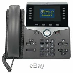 Cisco 8841 Gigabit IP Phone (CP-8841-K9) Brand New, 1 Year Warranty