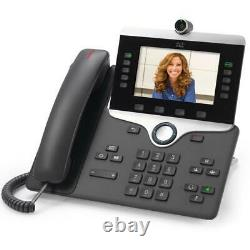 Cisco 8845 IP Video Phone (CP-8845-K9=) Brand New with1-Year Warranty
