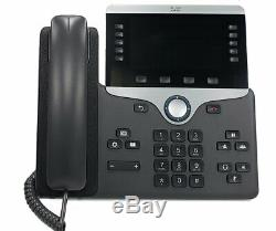 Cisco 8861 IP Phone (CP-8861-K9=) Brand New, 1 Year Warranty
