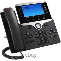 Cisco 8861 IP Phone (CP-8861-K9=) Brand New with1 Year Warranty