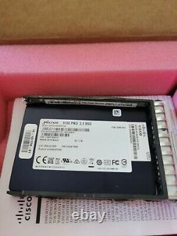 Cisco 960GB 2.5 INCH ENTERPRISE VALUE 6G SATA SSD
