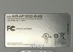 Cisco AIR-AP1832I-B-K9 Aironet 802.11ac Dual Band Access Point NEW