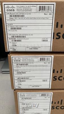 Cisco AIR-AP3802I-E-K9=