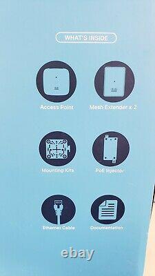 Cisco Business CBW140AC Mesh Wireless Access Point PoE wi-fi AP Range Extender