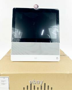 Cisco CP-DX70-W-K9 Touch Screen DX70 Video Conferencing Monitor Equipment Bulk
