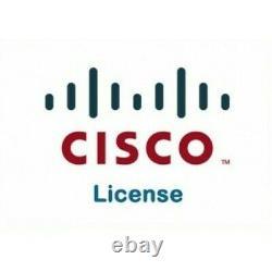 Cisco License FL-4330-HSEC-K9 send to Worldwide