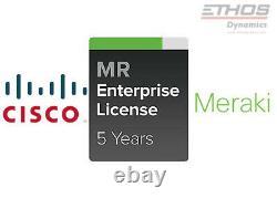 Cisco Meraki Enterprise Cloud Controller License LIC-ENT-5YR, 5 Year