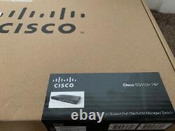 Cisco SG550X24 24 Port Managed Switch