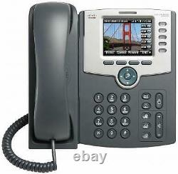 Cisco SPA 525G2 Wireless Small Business IP Phone SPA525G2 NEW