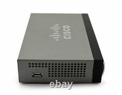 Cisco Small Business RV320 Router 4-port switch GigE WAN ports 2 RV320-WB-K9-G5