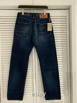 Kapital cisco indigo jeans, $850+ made in Japan Kapital century Okayama Japan