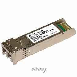 LOT 10 pcs - 20km SFP+ SFP Plus SFP-10G-LR 10km 1310nm transceiver. For Cisco