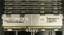 M386b8g70de0-ck03q Samsung 64gb 8rx4 Pc3-12800l Ddr3 Cisco Ucs-mkit-648ry-e