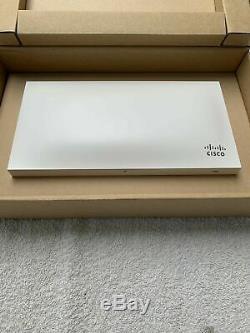 Meraki MR33 AP + MX64 Security Appliance + MS120-8LP PoE Switch + License NEW