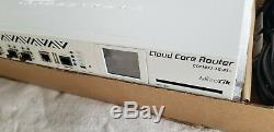 MikroTik CCR1072-1G-8S+ Cloud Core Router, Cisco, Juniper, Netgear