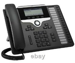 NEW CP-7861-3PCC-K9 Cisco 7861 VoIP Corded Phone with Firmware Installed