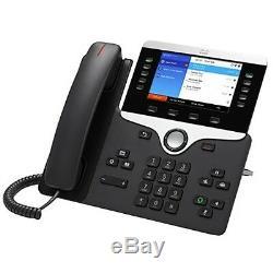 NEW CP-8851-K9 Cisco UC Phone 8851 NEW Same Day Shiping