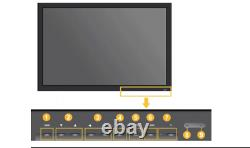 NEW Cisco 55 inch Commercial 1080p LCD Digital Signage Display Monitor Screen