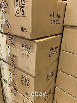 NEW Cisco C1000-8T-E-2G-L Catalyst C1000-8T Ethernet Switch Cat 1000 8port GE