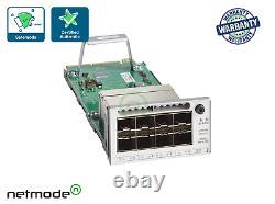 NEW Cisco C9300-NM-8X Catalyst 9300 8 x 10GE Network Module LIFETIME WARRANTY