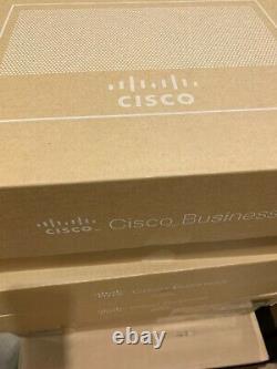 NEW Cisco CBS250-16T-2G-NA 250 CBS250-16T-2G Ethernet Switch CBS250 Managed