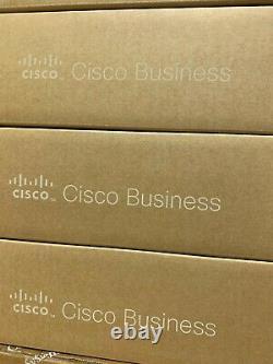 NEW Cisco CBS350-24T-4G-NA 350 CBS350-24T-4G Ethernet Switch CBS350 Managed