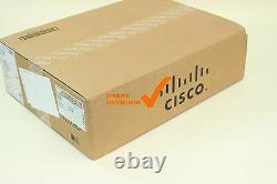 NEW Cisco CISCO2911-V/K9 3 Port Gigabit IP Base Router Voice Bundle PVDM3 -16