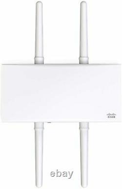 NEW Cisco Meraki MR76-HW Wireless Cloud Managed Wi-Fi 6 Outdoor Access Point AC