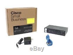 NEW Cisco RV320 Small Business RV320-K9-NA WAN VPN Router RV320-K9