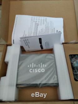 NEW Cisco RV345-K9-G5 Dual WAN 16-Port Gigabit Ethernet VPN Router Rack Mounting