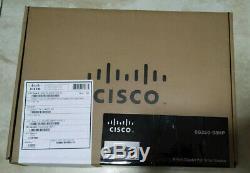 NEW Cisco SG250-08HP-K9 8-Port Gigabit PoE Ethernet Smart Switch 45wat USB port