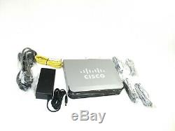 NEW Cisco SPA8800 IP Telephony Gateway with 4 FXS and 4 FXO Ports
