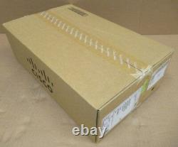 NEW Cisco WS-C2960S-24TS-L 24x10/100/1000 + 4xSFP L2 Managed Gig Ethernet Switch