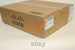 NEW Cisco WS-C2960XR-48LPD-I Catalyst 2960-XR 48 GigE PoE Switch