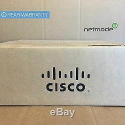 NEW Cisco WS-C2960X-24TS-LL 24 Port Switch 2 SFP LAN Lite Network Device 370W AC