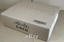 NEW Cisco WS-C2960X-48FPD-L 48 Port 10/100/1000Base-T Gigabit Ethernet Switch