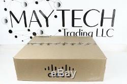 NEW Cisco WS-C2960X-48LPD-L 2960-X 370W PoE 48 Port LAN Base Switch